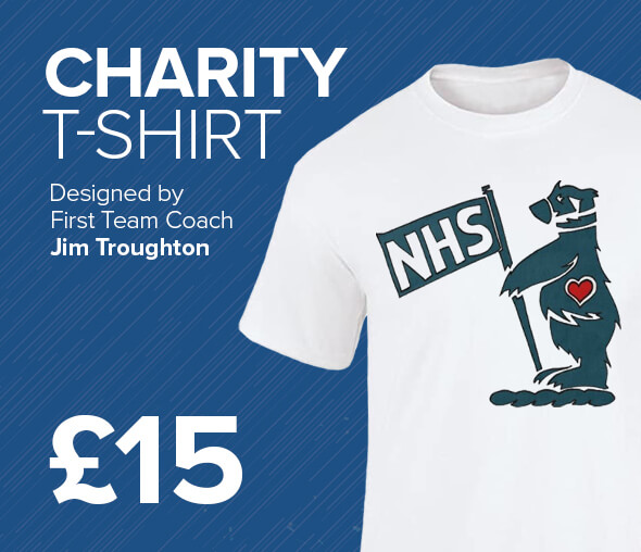 WCCC - Jim Troughton T-Shirt
