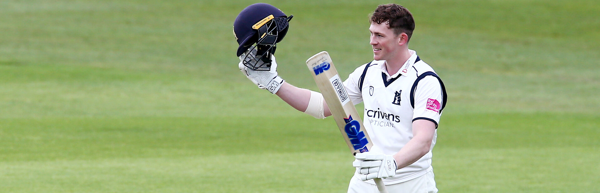 Report: Warwickshire v Worcestershire, LV= Insurance County Championship